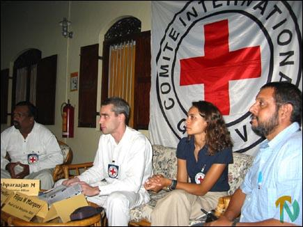 ICRC officials