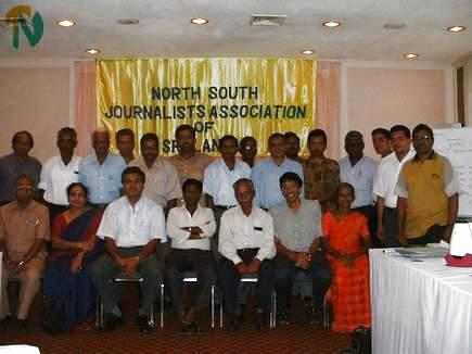 North-South journalists