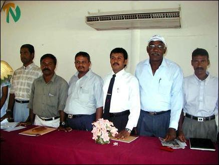 Muttur Farmers form company