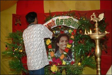 Major Sothia Commemorated