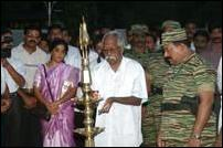 Inauguration of Anpucholai