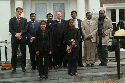 LTTE, Dutch FM ministry official meet