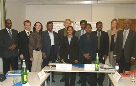 LTTE Vienna meeting
