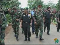 Indian Army Commander