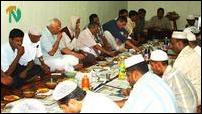 TNA MPs, LTTE activist attend Ifthar