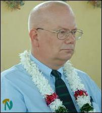 Mr.James F.Entwistle, Deputy Chief of Mission at the United States Embassy in Sri Lanka