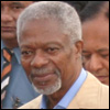 UN Secretary General, Mr. Kofi Annan