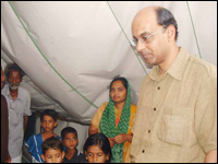 Mr.Tharman Shanmugaratnam, Minister of Education in the Government of Singapore