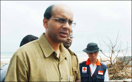 Mr.Tharman Shanmugaratnam