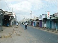 Trinco Hartal for Kausalyan Killing