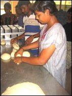 ILO funds bakery training