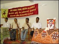 Third month commemoration of Mr. Dharmaretnam Sivaram