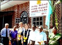 Charity builds Anbu Illam
