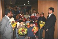 LTTE delegation arrives in Switzerland