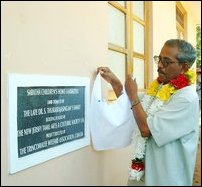 Modern building for Sambaltivu Children Home commissioned.