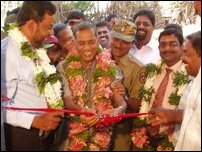 Karaitivu PS office opend.