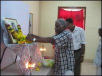 Sivaram remembered in Batticaloa and Jaffna