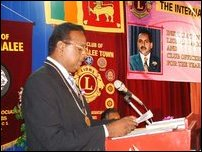 Lions Club of Trincomalee