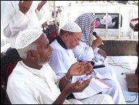 Eastern Muslims hold peace rally