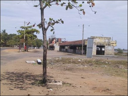 Batticaloa, Amparai shut down