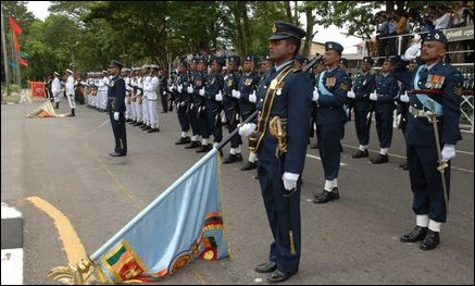 Sri Lanka celebrate capture of east