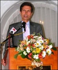 U.S. Ambassador for Sri Lanka, Robert Blake
