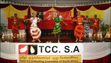 South African Tamils commemorate
