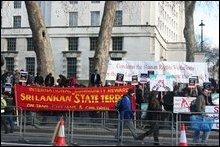 British Tamils mark Sri Lanka's '60 years of Oppression'