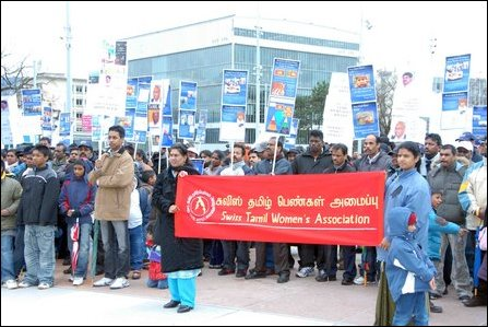Swiss Tamils condemns the Killing of K. Sivanesan