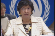 Navanethem Pillay, UN Rights chielf