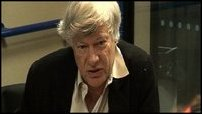 Human rights lawyer Geoffrey Robertson QC