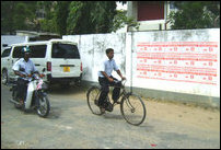 election related violence reported in Jaffna