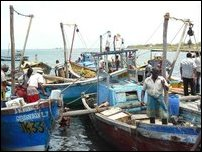 fishing in Jaffna