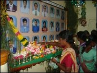 22nd death anniversary of IPKF killed JTH