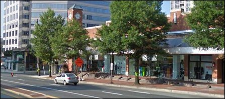 Google Street Map of store at 5430, Wisconsin Avenue, Bethesda, Maryland