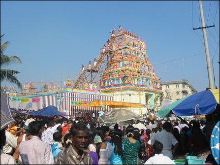 Myanmar Perumaa'l temple