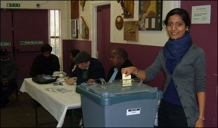 Tamil Referendum, UK, 2nd Day