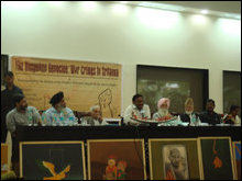 JNU Speakers panel