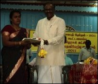 TNA swearing in ceremony in Jaffna