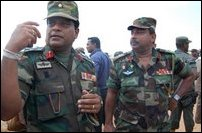 Shavendra Silva with Jegath Dias recalled to Colombo on fear of war crime prosecution
