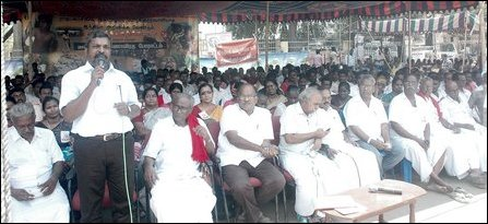CPI organised rally in Tamil Nadu