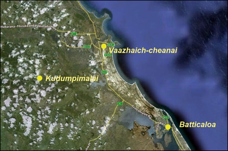 Location of Kudumpimalai