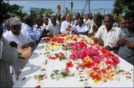 SJV memorial event in Jaffna
