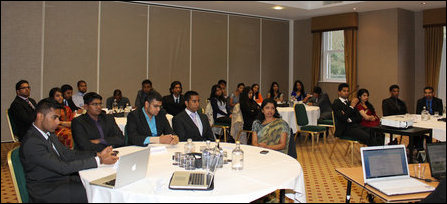 Tamil Youth meet in UK