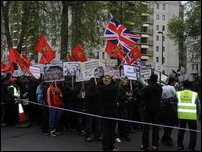 18 May Remembrance rally in UK