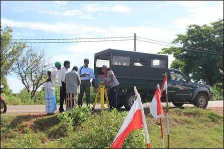 Land grab at Mukaththuvaaram, Kokku'laay