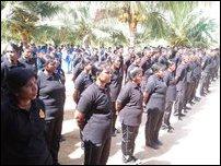 CSD members forced to sing 'Sri Lanka' anthem in Sinhala