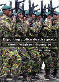 Book Cover: Exporting Police Death Squads