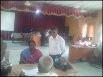 PCICMP sitting in Mannaar