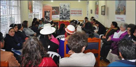 Mu'l'livaaykkaal Remembrance at Ecuador